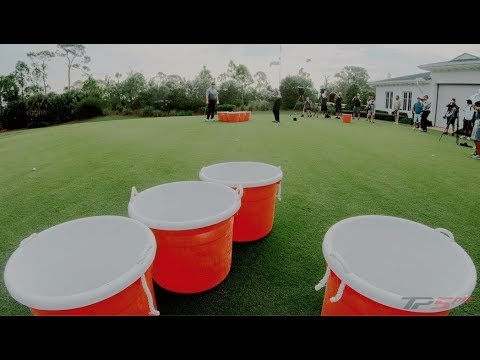 PIX Pong with Team TaylorMade! | TaylorMade Golf thumbnail