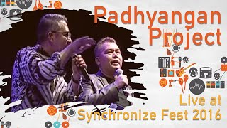 P Project live at SynchronizeFest - 29 Oktober 2016