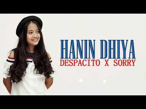DESPACITO ✖ SORRY   Luis Fonsi & Justin Bieber Mashup Cover by Hanin Dhiya Lyrics