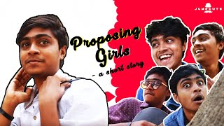 Proposing Girls - a short story