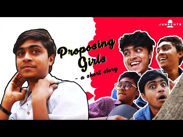Proposing Girls - a short story