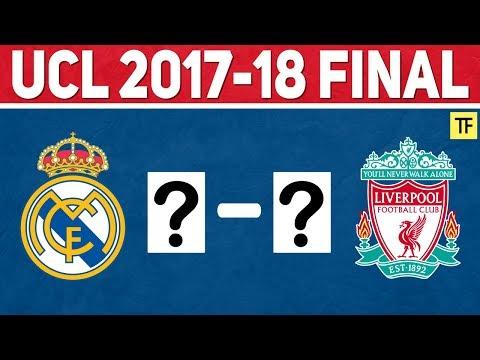 Guess The Champions League Final Score   Football Quiz