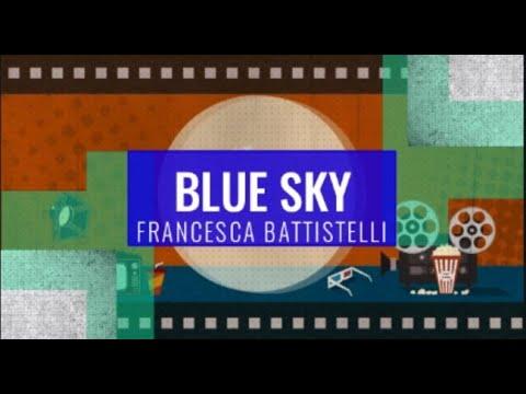 Francesca Battistelli - Blue Sky - Instrumental Cover With Lyrics
