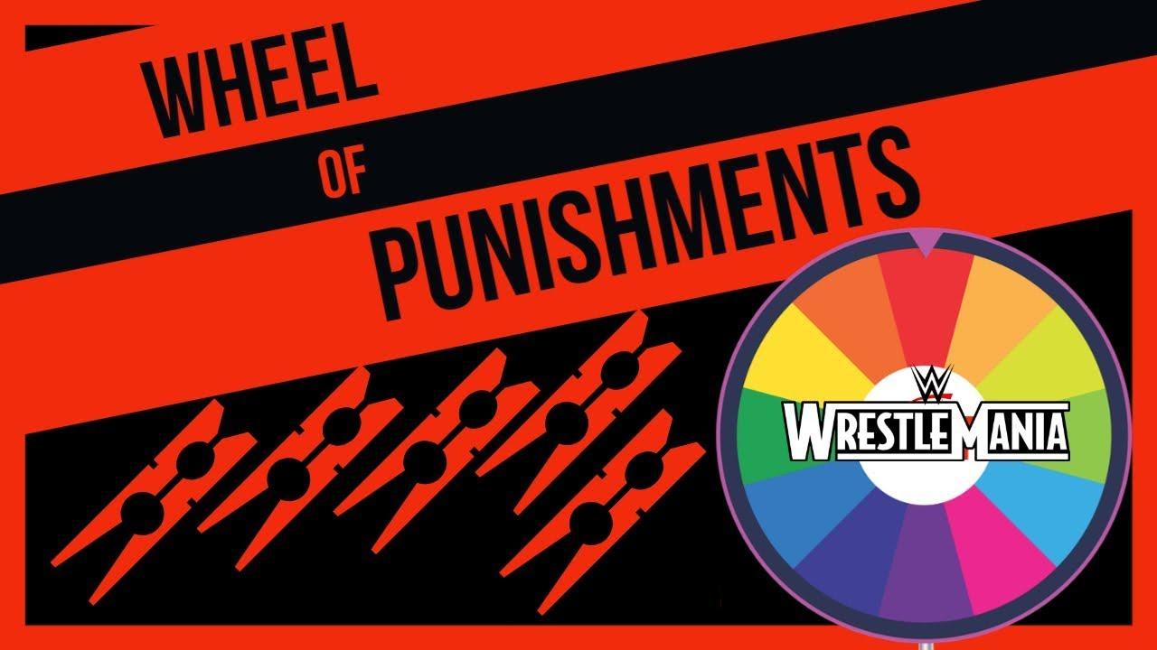 Wrestlemania (Pin)ishment