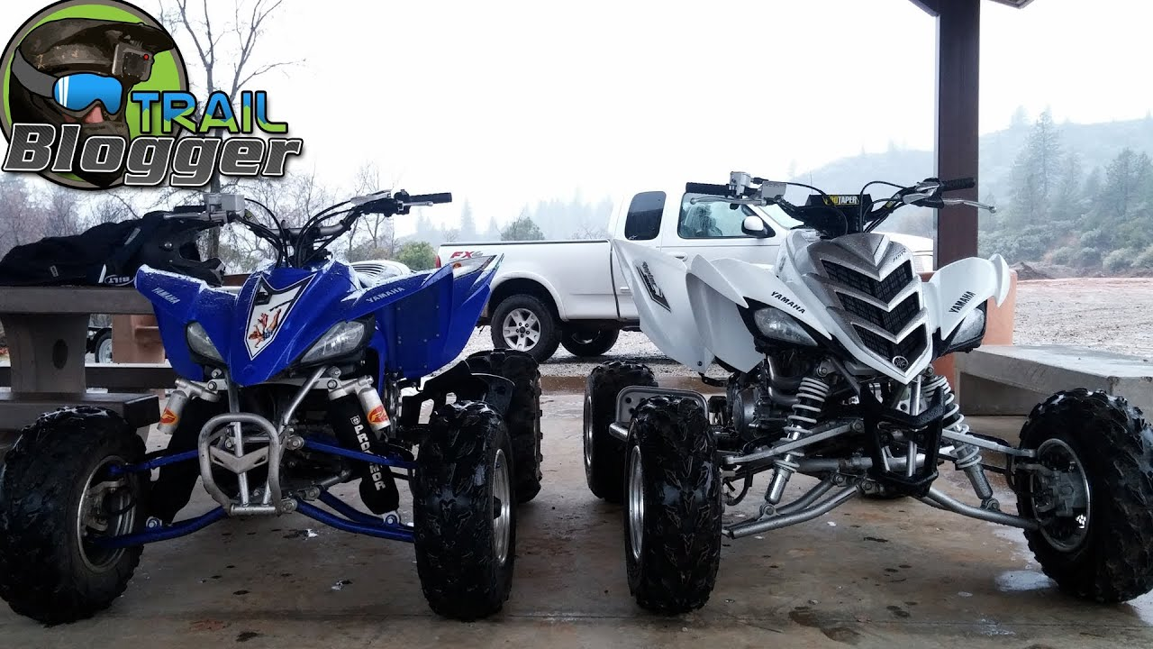 Yamaha Raptor  Vs Yfz