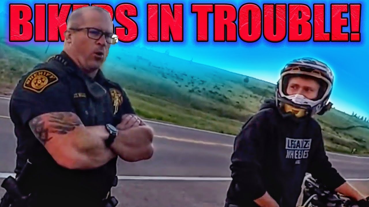 STUPID, CRAZY, ANGRY & COOL PEOPLE VS BIKERS 2020 - BIKERS IN TROUBLE [Ep.#978]