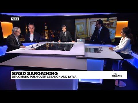 Hard bargaining: Lebanon prime minister returns and suspends resignation