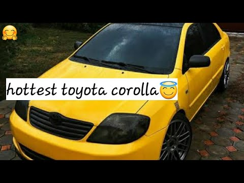 Download Toyota corolla NZE review