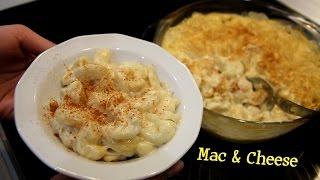 Mac & Cheese | Макароны с сыром