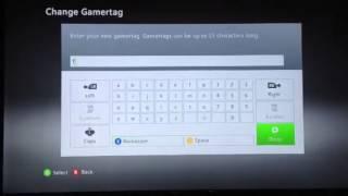Xbox Gamertag Availability Glitch