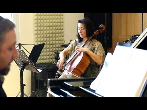 URI BRENER CHAMBER MUSIC - POEM for cello and piano (w Kristina Cooper)
