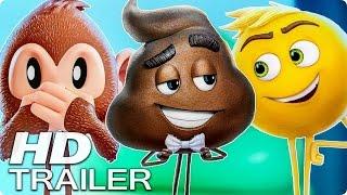 Emoji - der film trailer german deutsch (2017)