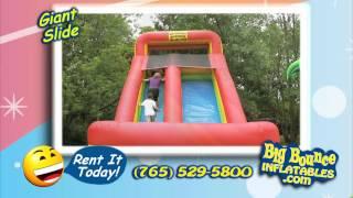 Big Bounce Giant Slide