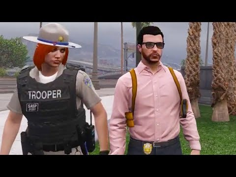 Jesus Shows Off Brake Check | Snow Monologues - Best Of GTA RP #26