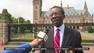 Distinction between ICJ and Arbitral Tribunal on South China Sea