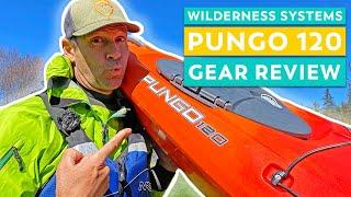 Kayak Review | Wilderness Systems Pungo Recreational Kayak
