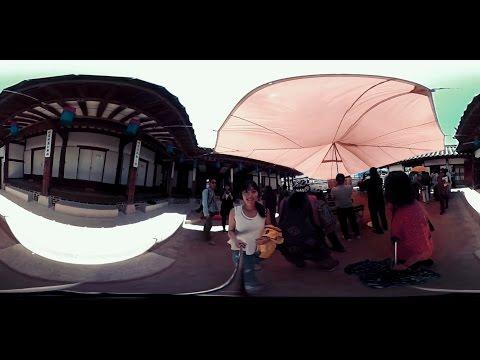 360 Degree Video Seoul Date ( VR Short Film ) - 360도 동영상 나랑이와함께 서울데이트