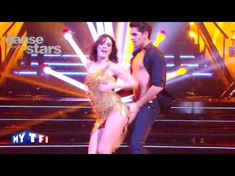 DALS S05 - Une salsa avec Nathalie Péchalat et Christophe Licata sur ''I like it like that''