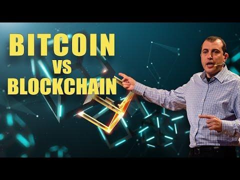Andreas Antonopoulos - Epic Talk on Blockchain vs. Bitcoin