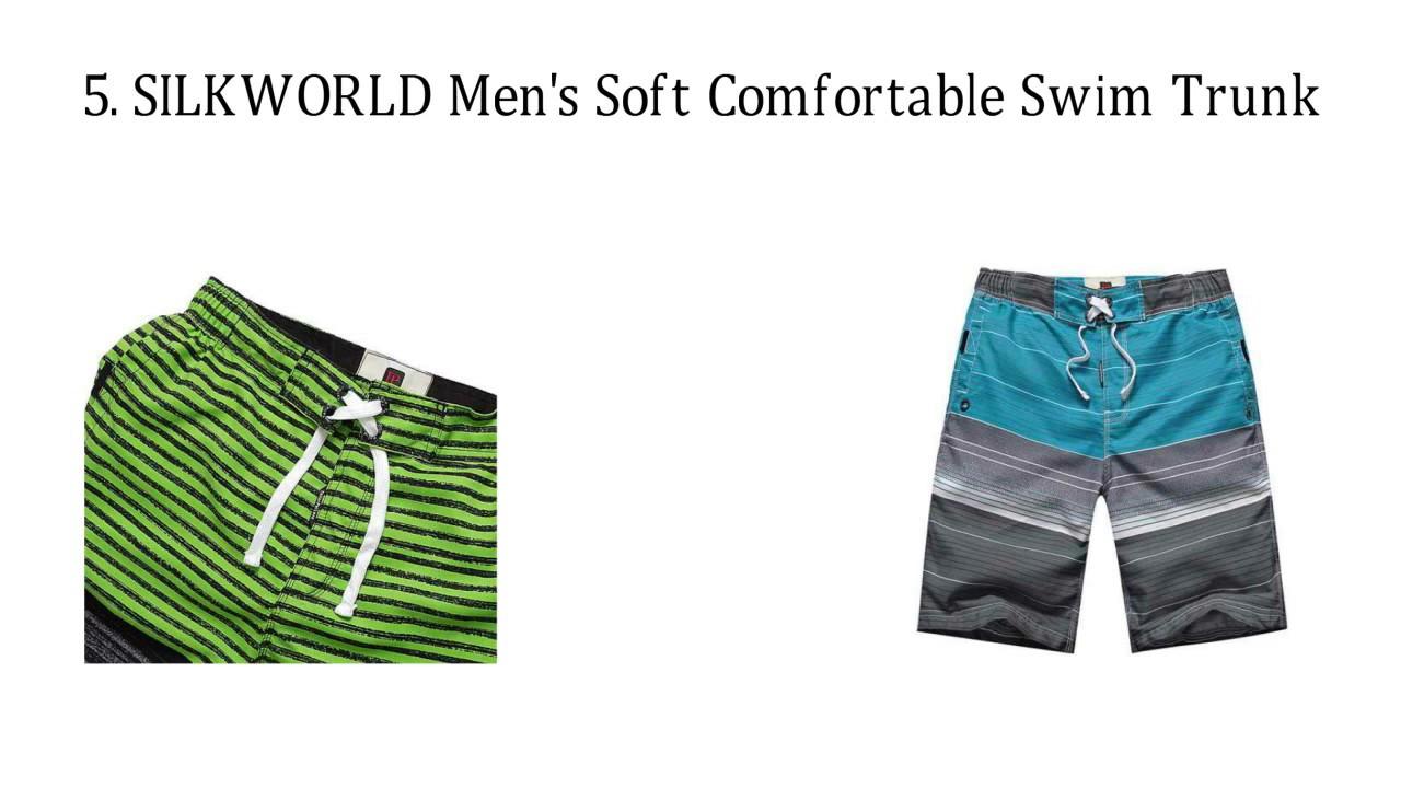 Best Mens Swimwear Brands 2017