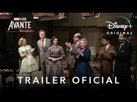 Marvel Studios Avante: Os Bastidores de WandaVision | Trailer Oficial | Disney+