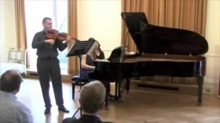 N. Rota: Sonata in do maggiore