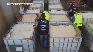 De la Syrie à la mafia napolitaine : les dessous d'une saisie record d'amphétamines