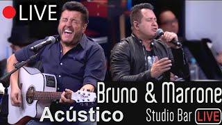 Baixar Bruno e Marrone - Acústico - Studio Bar Live (Completo)