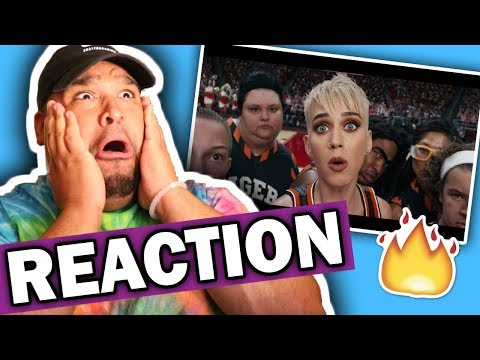 Katy Perry ft Nicki Minaj - Swish Swish   REACTION