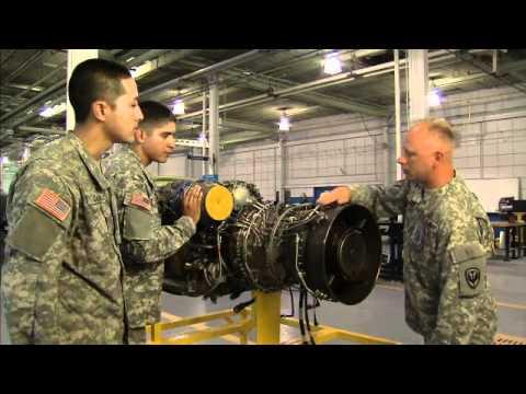 Aviation mechanic army mos
