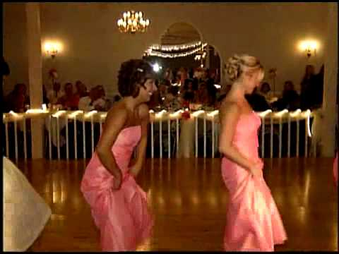 Say Hey I Love You Bridesmaid Dance.mov