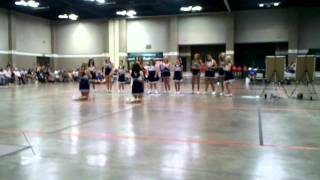 Spartan Sparkles at QC Rollers vs. Chicago Outfit