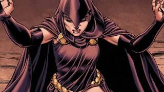 Origin Story  News   Teen Titans Casting Raven