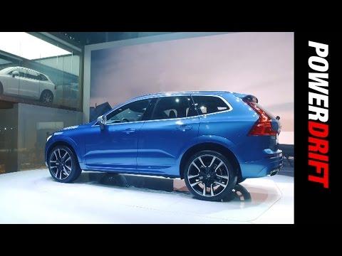 2017 Volvo XC60 : Geneva Motor Show : PowerDrift