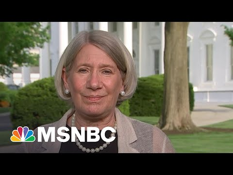 White House Senior Advisor Previews Biden's First Address To Congress | Deadline | MSNBC