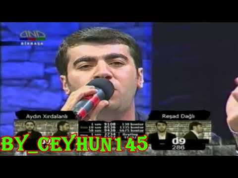 Soz qalasi - Aydin Xirdalanli ft Reshad Dagli (13 Iyun 2009 cu il )