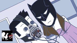 Hahn Zähne Animierten Abenteuer - Rollenspiel Batman Pt. 1