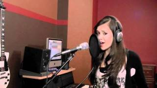 Dj Got Us Falling In Love Again Usher Feat. Pitbull Cover Megan Nicole