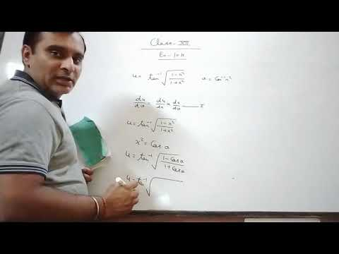 16 Differentiation Of Class XII By Ravi Taneja Of Ex 10H