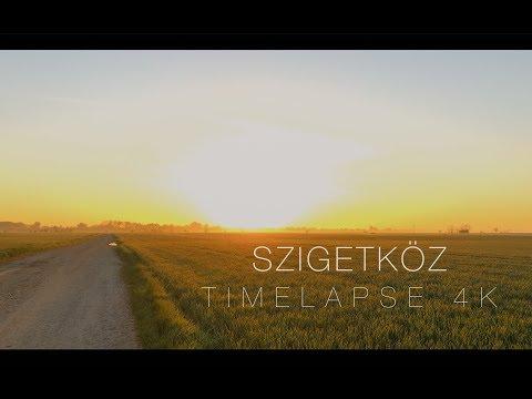 SZIGETKÖZ | TIMELAPSE 4K  | HUNGARY