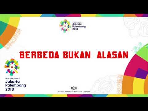Bright As The Sun - Energy18 Lirik Terjemahan  (Official Song Asian Games 2018)