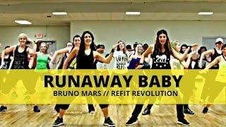 """Runaway Baby"" || Bruno Mars || Dance Fitness || REFIT® Revolution"