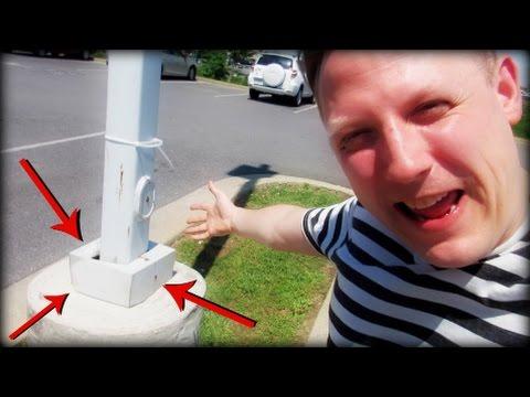 Best Lamp Ever best lamp post geocache ever! (lpc) - youtube