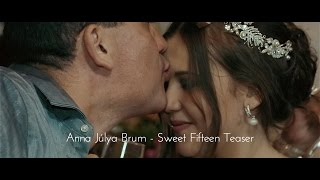 Anna Júlya Brum - Sweet Fifteen Teaser - 14/11/2015