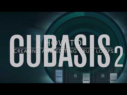 Cubasis How To - Creating, looping and editing Drum loops Tutorial