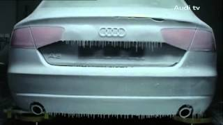 What does it take for a car to become an Audi?