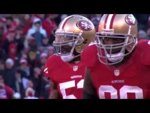 Navorro bowman highlights 49ers vs Seahawks 2013