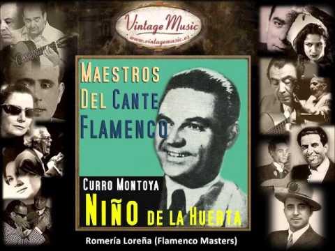 El Niño de la Huerta - Romería Loreña (Flamenco Masters)