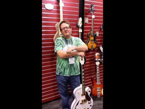 Italia NAMM display model guitars save big money!