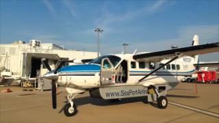 Cessna Caravan Cloud Surf